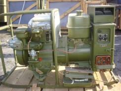 Электростанция 4 KW  230 V АБ-4-Т/230-М1