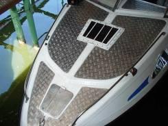 Отделка кораблей, лодок, яхт и катеров рифленым алюминием