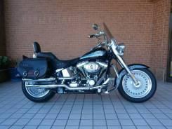 Harley-Davidson Softail Fat Boy, 2010