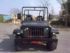 Мини Jeep Wrangler CJ. Под заказ