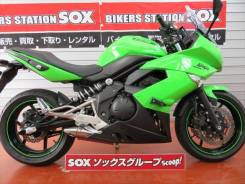 Kawasaki Ninja 400R, 2009