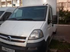 Opel Movano, 2005