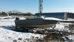 Лодка ямаха