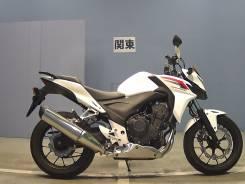 Honda CB 400 F, 2013
