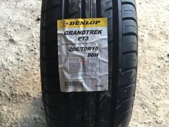 Dunlop Grandtrek PT3. Летние, 2016 год, новые