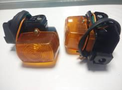 Поворотники CBR250 MC19 MC23 желтые, пара