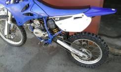 Yamaha YZ 125, 2002