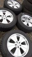 """Продам комплект колес ( 268 п )на японских кованых дисках. 8.0x18"""" 5x114.30 ET33 ЦО 73,1мм."""