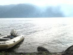 Моторная лодка Ahiles