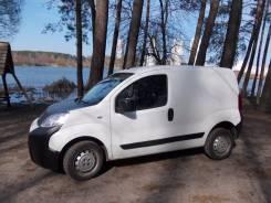 Peugeot Partner VU, 2009