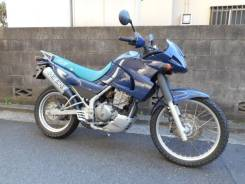 Kawasaki KLE 250 в разбор