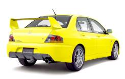 Бампер. Mitsubishi Lancer Evolution, CT9A Mitsubishi Lancer