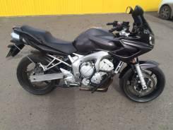 Yamaha FZ 600, 2008