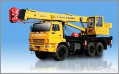 Услуги Автокрана 25 тонн 2016 года