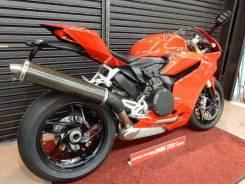 Ducati 1199 Panigale, 2013