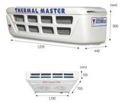 Продажа новые рефрижераторные установки Thermal Master T2500 (-20)
