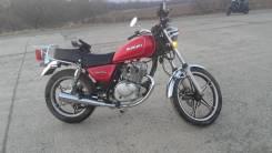 Suzuki GN 125, 2007