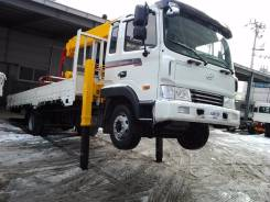 Hyundai Mega Truck, 2014