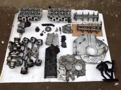 ДВС Двигатель Порше Каен VW Туарег Ауди Q7 дизель 3.0 CRCA