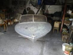 Продам лодку Обь с четырехтактным мотором ямаха 15