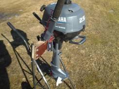 Лодочный мотор yamaha f2.5