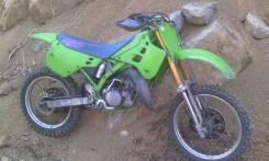 Kawasaki KX 125, 1996