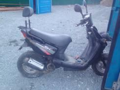 Yamaha BWS, 2010