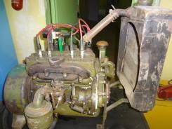 Двигатель Willys MB (Ford GPW)