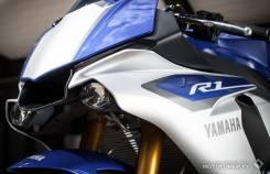 Yamaha R1, 2008