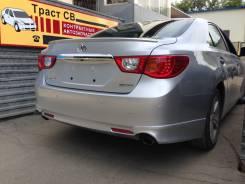 Спойлер багажника Toyota MARK X  GRX130, GRX133, GRX135 Серебристый!