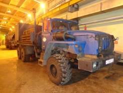 Автомобиль УРАЛ-4320-40 УНБ-125Х32-10/1 (Агрегат цементировочный)