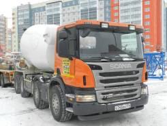 Scania P380 8x4 , 2013