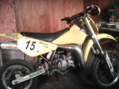 Suzuki RM 85, 2002