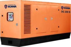 Дизельная электростанция Scania
