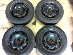 Стальные диски 14 5x100 ET35; 5j; дцо 57,1мм (4 шт)