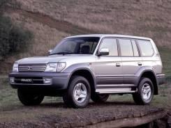Toyota Land Cruiser Prado. VZJ95, 5VZFE
