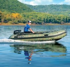 Надувная лодка Shturman JET PRO 330