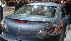 Спойлер багажника. Mazda Mazda3, BL12F, BL14F, BLA4Y Mazda Axela, BL3FW, BL5FP, BL5FW, BLEAP, BLEAW, BLEFP, BLEFW, BLFFP, BLFFW BLA2Y