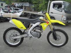 SUZUKI RM-Z250 Fuel Injection  , 2015