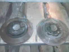 Тормозной диск передний на Nissan Skyline 35 Teana J31