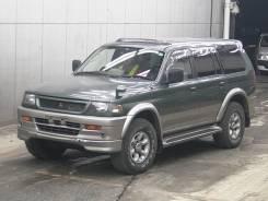 Салон Mitsubishi Challenger 1998 K96W 6g72