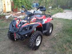 Polar Fox ATV400, 2013