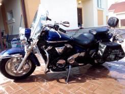 Yamaha XVS1300A Midnight Star, 2009