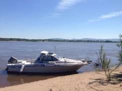 Отличный катер для отдыха и рыбалки