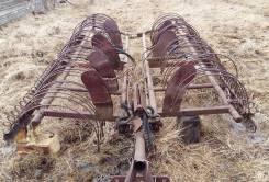 Грабли тракторные гидравлические складные ГПГ-12