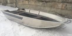 Windboat. 2019 год, длина 3,70м., двигатель без двигателя, 10,00л.с., бензин. Под заказ