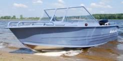 Windboat. 2019 год, длина 4,55м., двигатель без двигателя, 50,00л.с., бензин. Под заказ