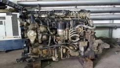 Мотор DD15 на Freightliner