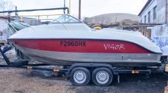 Продам моторный катер Vigor