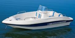 Wyatboat. 2019 год, длина 4,70м., двигатель без двигателя, 60,00л.с., бензин. Под заказ